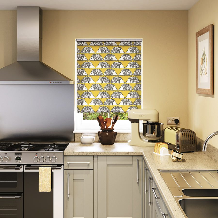 Expect To Spend From £27.45 For A Made To Measure Spike Honey Roller Blind  Measuring W40cm X D40cm From Scion Living. Contact Blinds 2 Go For Free  Fabric ...
