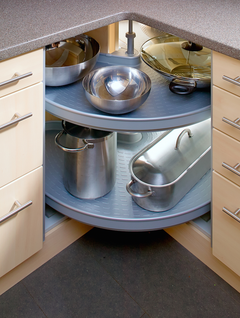 Kitchen Cabinet Carousel Corner Kitchen Shelf Ideas Property Price Advice