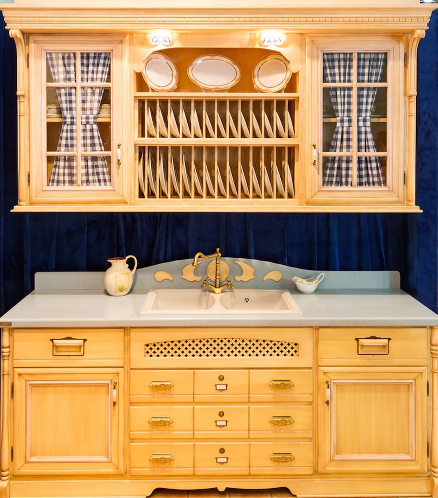 for a retro kitchen work surface white is recommended if your kitchen unit is of a bold colour and if extra counter space is needed then a
