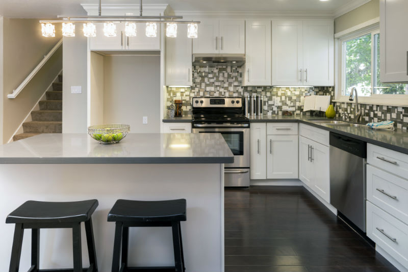 Inspiring Kitchen Tile Ideas - Property Price Advice