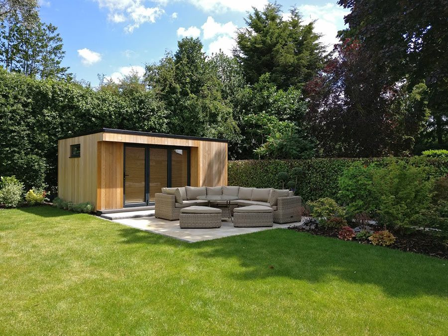 How Garden Rooms Add Value And Saleability Property Price Advice
