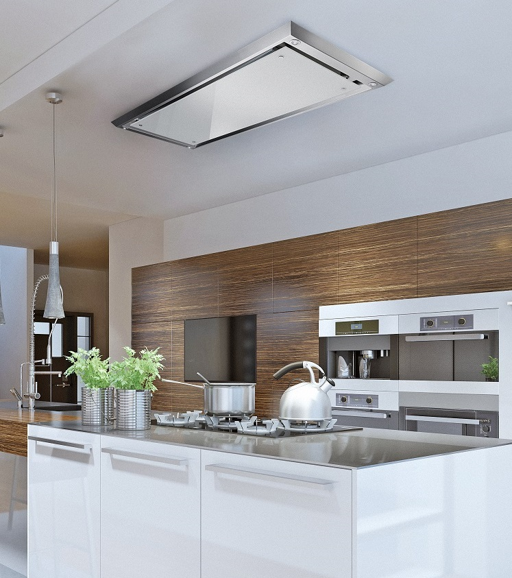 Choosing The Best Extractor Hood For Your Kitchen Property Price Advice