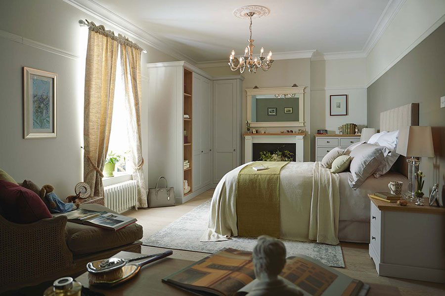 A Decadent Twist On A Classic Shaker, Chapter Draws Inspiration From  Edwardian And Victorian Design. Available At Kindred, A Small Bedroom Set,  ...