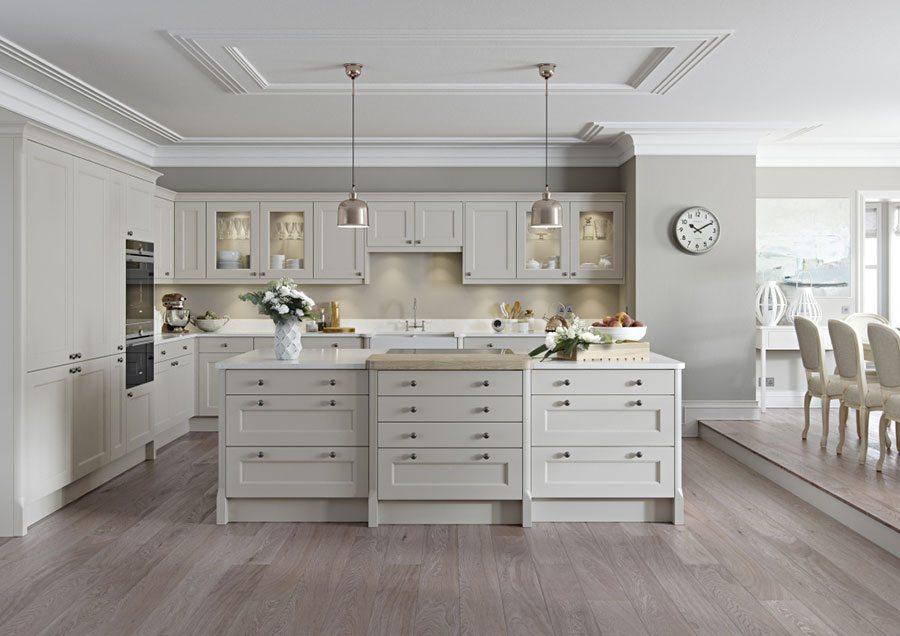 Kitchen Layouts L Shaped Property Price Advice