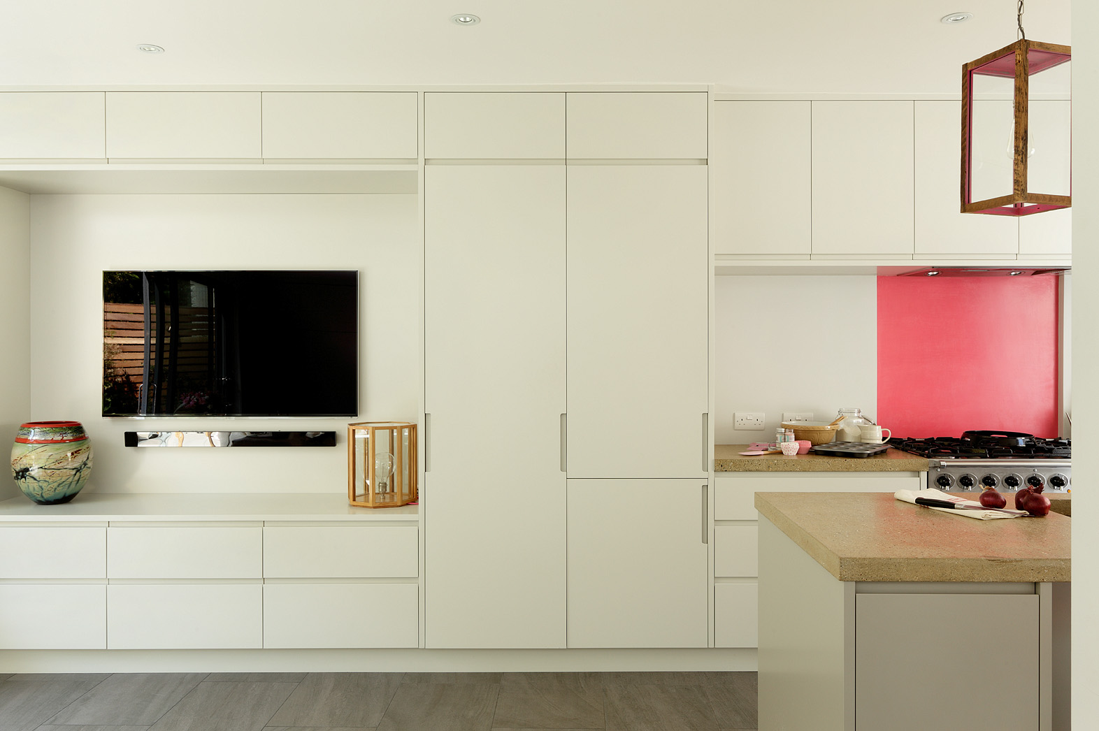 Tips For Creating An Open Plan Living Kitchen Property Price Advice