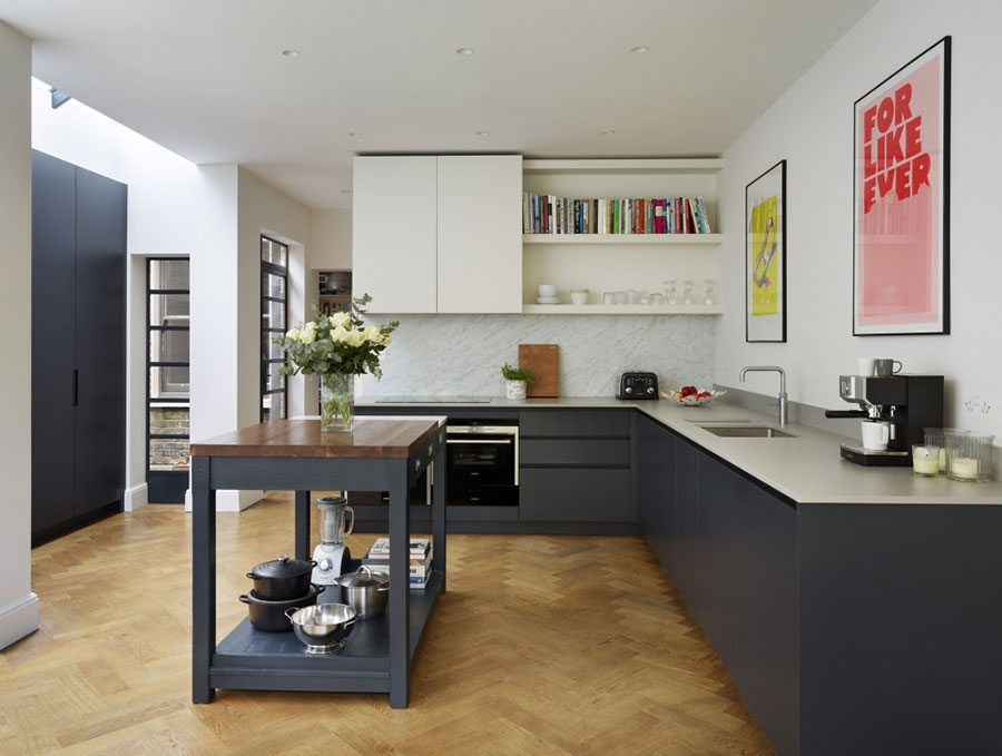 Kitchen layouts... L-shaped - Property Price Advice