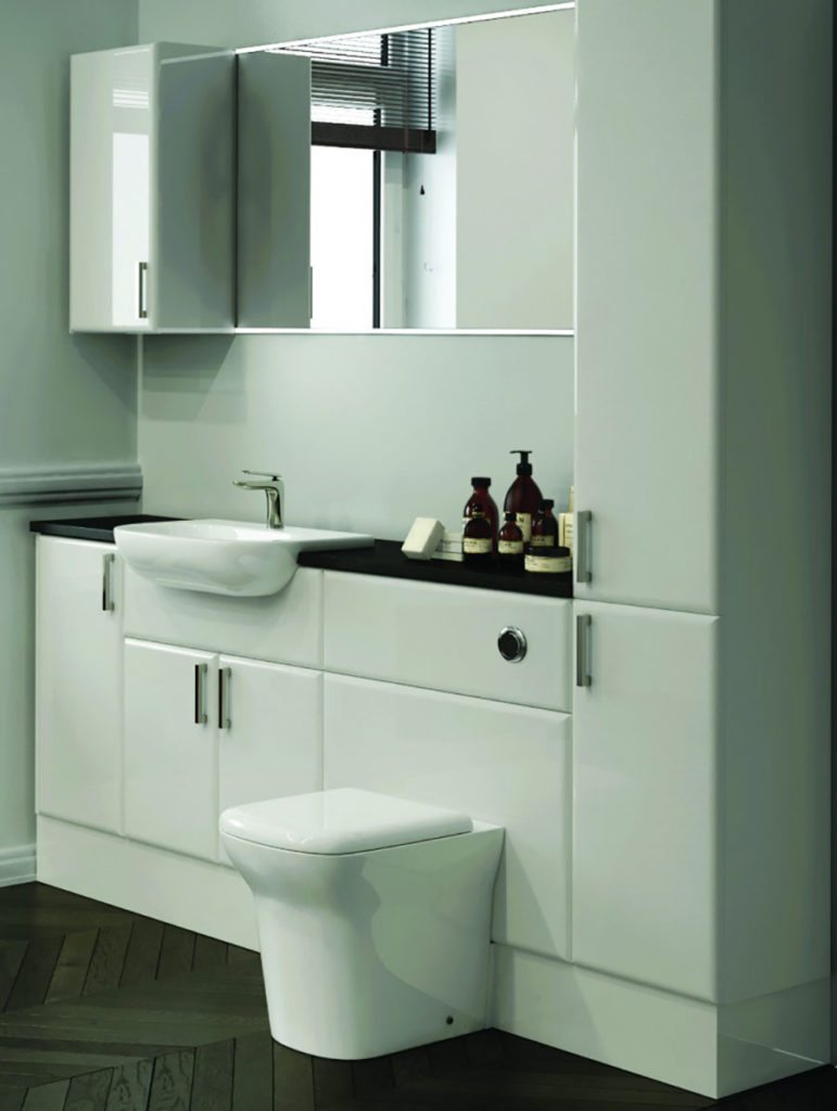 Simple ways to maximise space in a small bathroom - Property Price ...