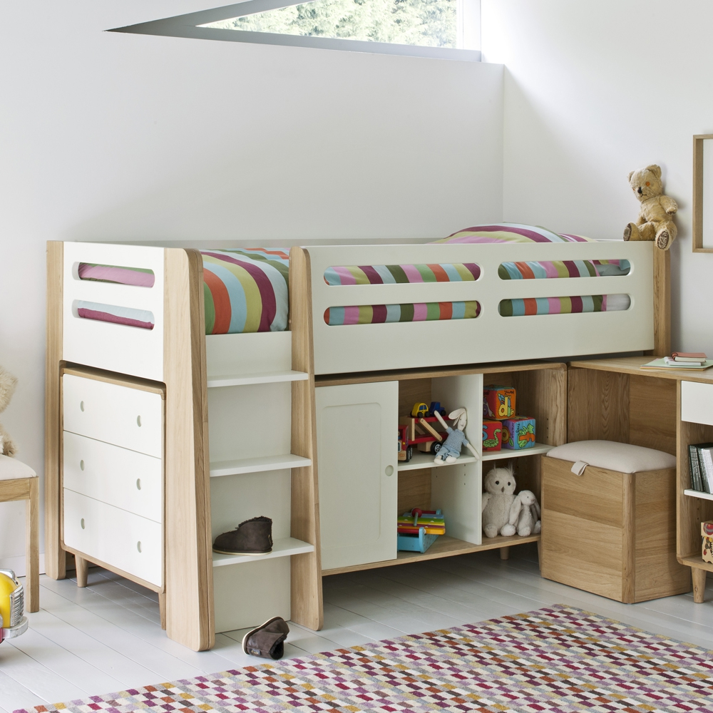 Rest easy with our guide to children s beds property for Cabin beds for small rooms