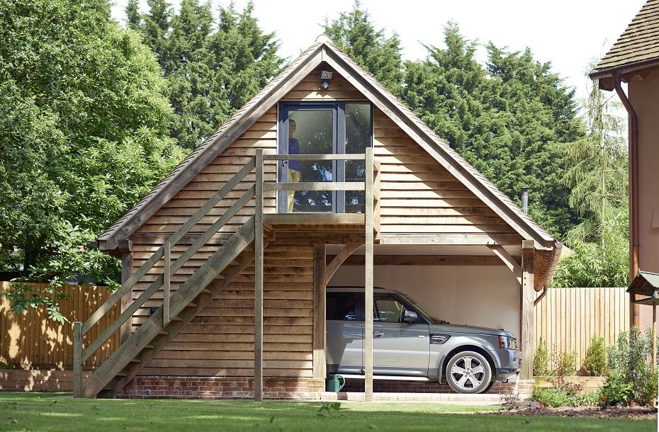 Garage conversions your questions answered property for Studio over garage plans