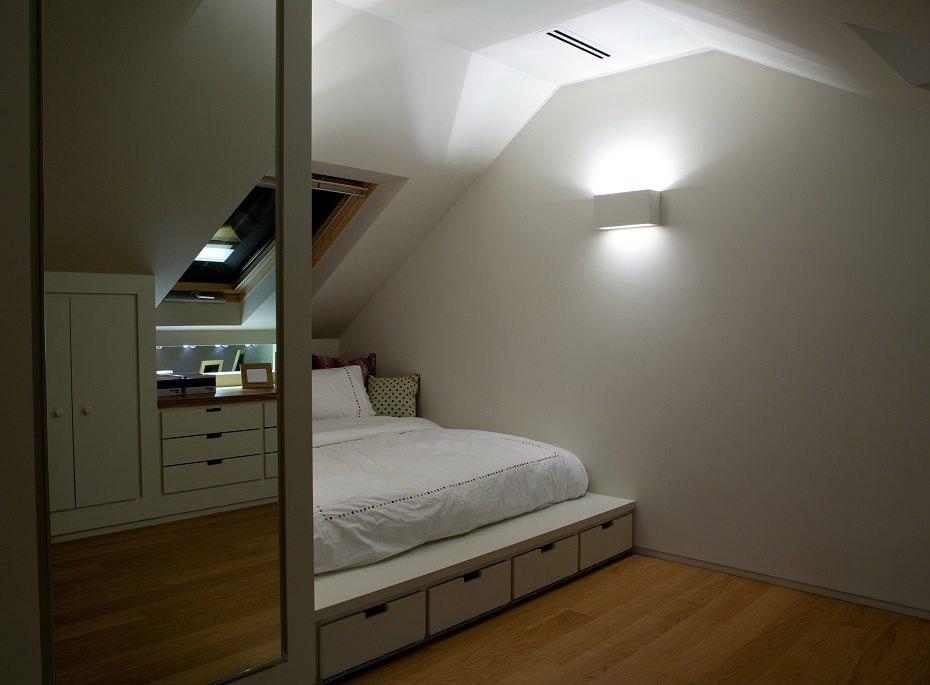 hot sale online 50d1f cd6f6 Make more of your attic space with our loft bedrooms guide ...
