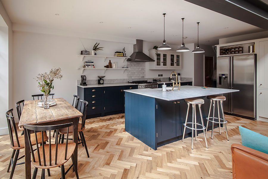 Ten tips for creating an open-plan kitchen-diner ...