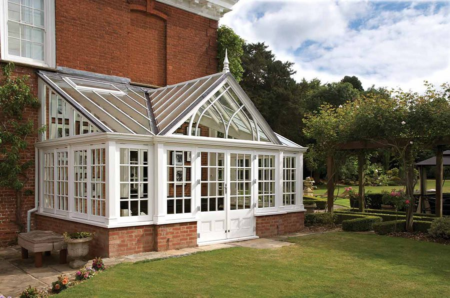 What to consider when adding a conservatory property for Adding a conservatory