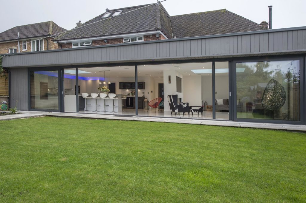 Add Value To Your Living Space With A Rear Extension Property