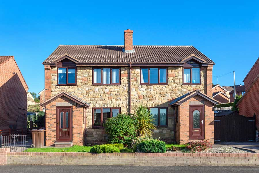 What Are The Different Types Of Housing In The Uk Property